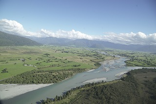ニュージーランドの自然と世界最高レベルの安全管理