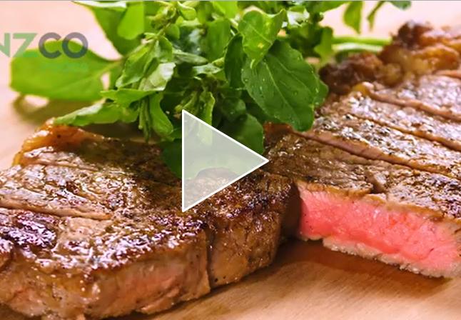 【動画】牧草牛ステーキの美味しい焼き方