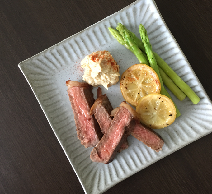 【ステーキソースレシピ】濃厚クリーミー タヒニ(練りごま)ソース