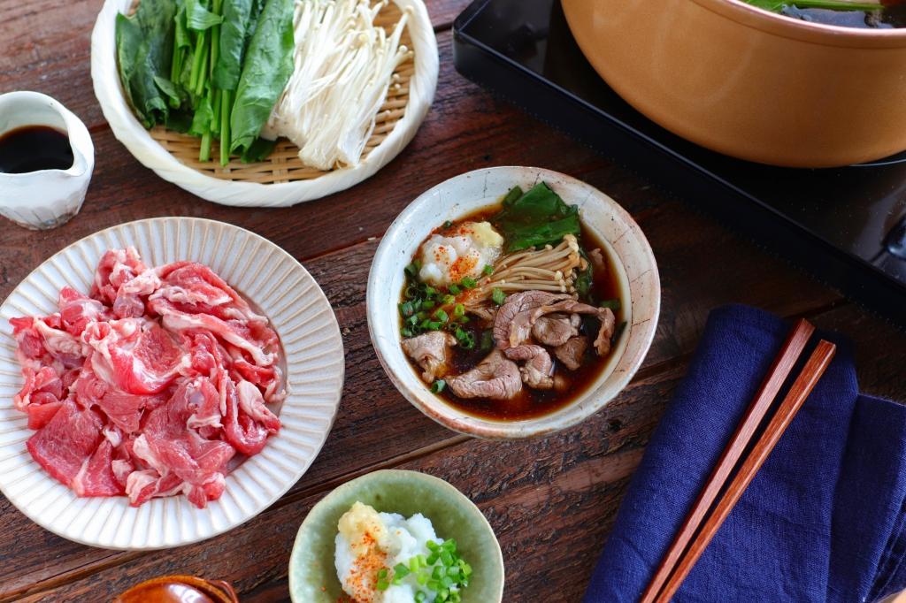 【レシピ動画】鉄分たっぷり!ラム肉の常夜鍋