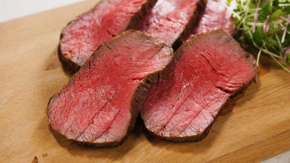 牛肉の焼き方